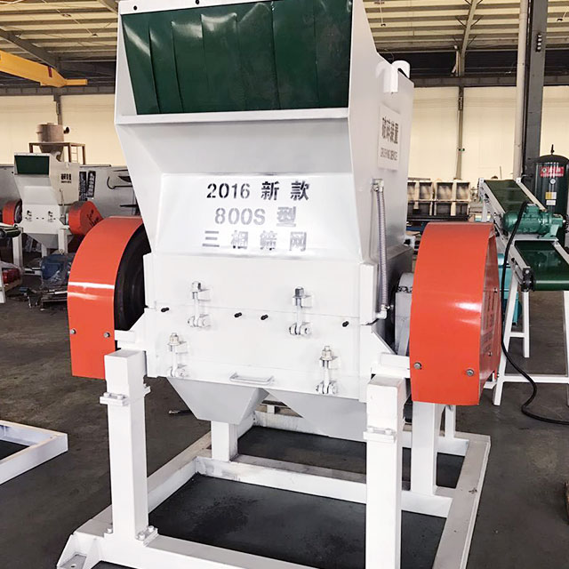 Scrap Electrical Wire Granulator Machine for Copper Recovery