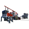 Waste AC Aluminum Radiator Recycling Line Machines