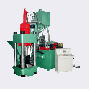 Y83 Vertical Hydraulic Briquette Press Machine for Metal Chips