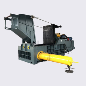 Multifunctional Automatic Scrap Aluminum Recycling Baler for Sale