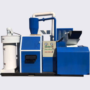 Compact Copper Cable Granulator Machine for Copper Recovery