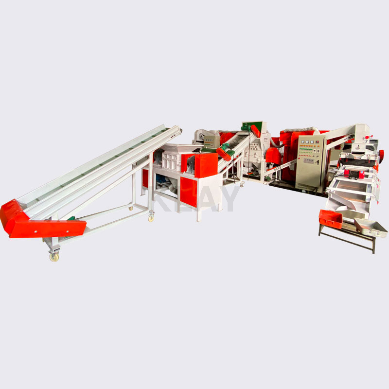 Industrial Efficient Waste Cable Shredder Machine for Sale